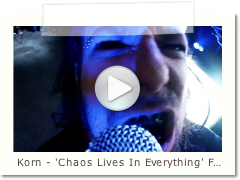 Korn - 'Chaos Lives In Everything' Feat. Skrillex music video [HD]